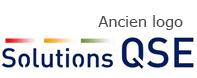 Ancien logo Solutions QSE à Saint-Malo