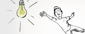Création de la carte de voeux Facilasol à Dol de Bretagne