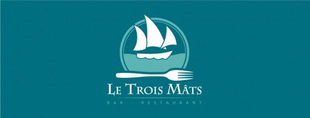 Logo Le Trois Mâts
