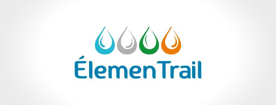 Création du logotype ElemenTrail