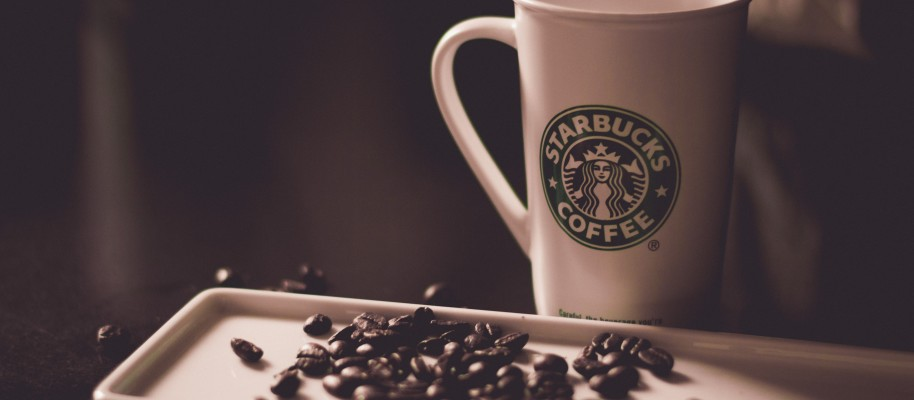 Starbucks branding