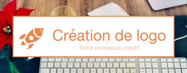 Création de logo processus créatif